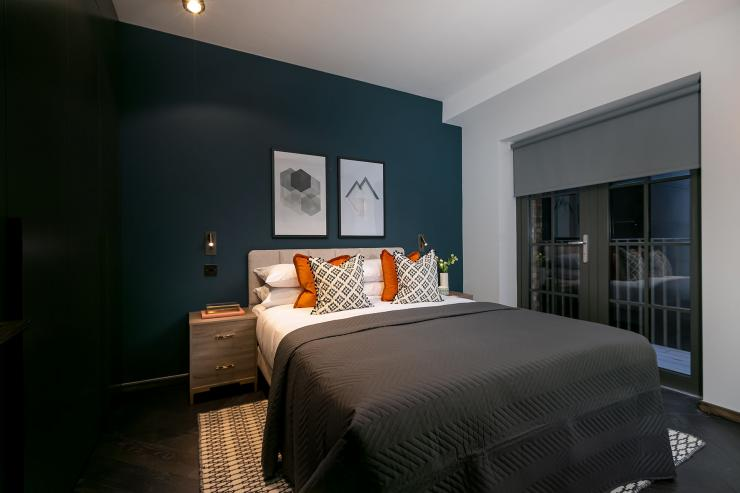 Lovelydays luxury service apartment rental - London - Soho - Berwick Street III - Lovelysuite - 1 bedrooms - 1 bathrooms - Queen bed - rent apartments london - 694b2f4b186a - Lovelydays