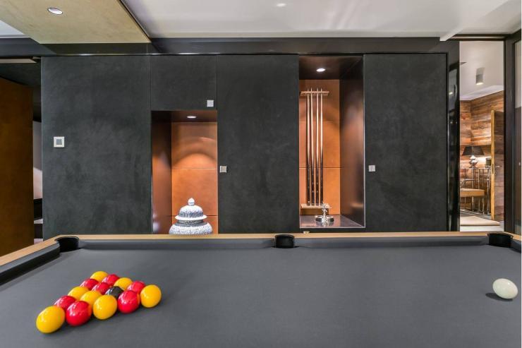 Lovelydays luxury service apartment rental - Megève - Senses Chalet - Partner - 6 bedrooms - 6 bathrooms - Billard - 2d6d7b3a4551 - Lovelydays