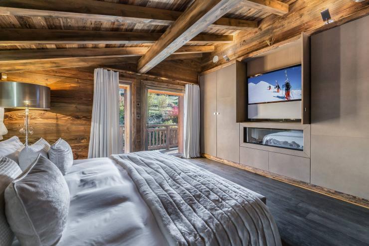 Lovelydays luxury service apartment rental - Megève - Senses Chalet - Partner - 6 bedrooms - 6 bathrooms - King bed - 500b76b2020e - Lovelydays