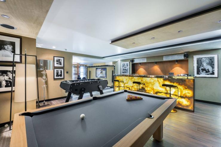 Lovelydays luxury service apartment rental - Megève - Senses Chalet - Partner - 6 bedrooms - 6 bathrooms - Billard - adcc084d9b21 - Lovelydays