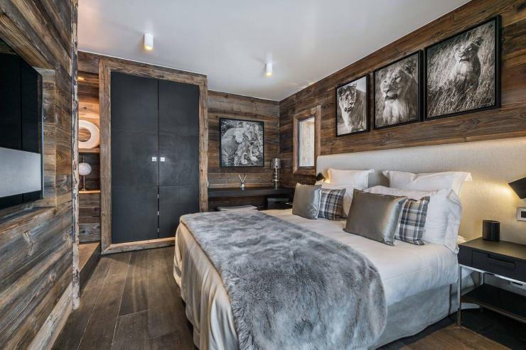 Lovelydays luxury service apartment rental - Megève - Senses Chalet - Partner - 6 bedrooms - 6 bathrooms - King bed - 1332fd6fc257 - Lovelydays