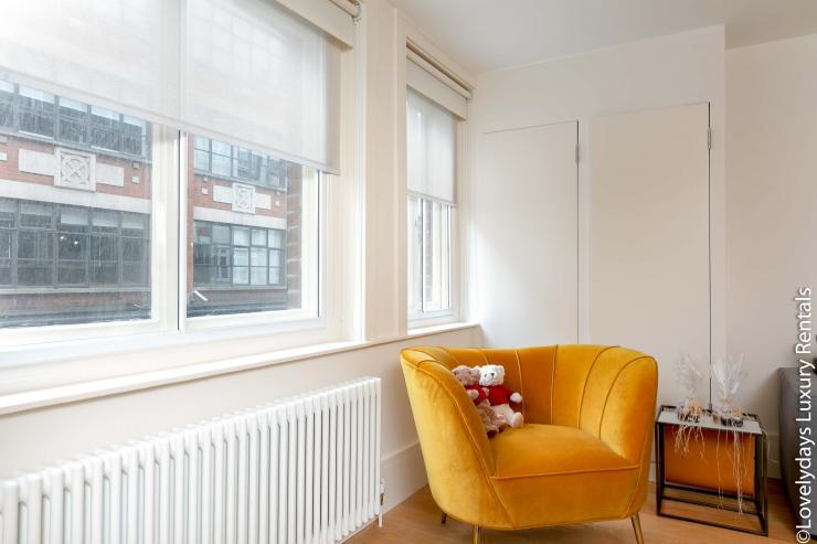 Lovelydays luxury service apartment rental - London - Soho - D'Arblay Street - Lovelysuite - 1 bedrooms - 1 bathrooms - Professional kitchen - bcb05761e5b3 - Lovelydays