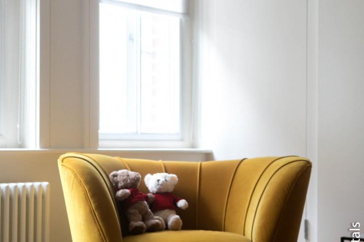 Lovelydays luxury service apartment rental - London - Soho - D'Arblay Street - Lovelysuite - 1 bedrooms - 1 bathrooms - Professional kitchen - 5b23a4103766 - Lovelydays