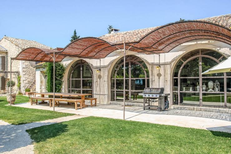 Lovelydays luxury service apartment rental - St Rémy de Provence and surroundings - Ameu Mas - Partner - 6 bedrooms - 6 bathrooms - Exterior - b1d34a9500d4 - Lovelydays