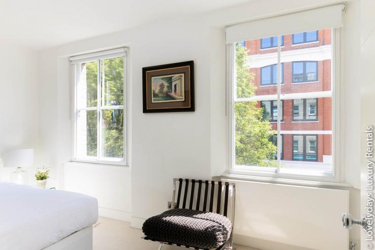 Lovelydays luxury service apartment rental - London - Fitzrovia - Foley Street - Lovelysuite - 2 bedrooms - 2 bathrooms - Lovely view - c61011d591cb - Lovelydays