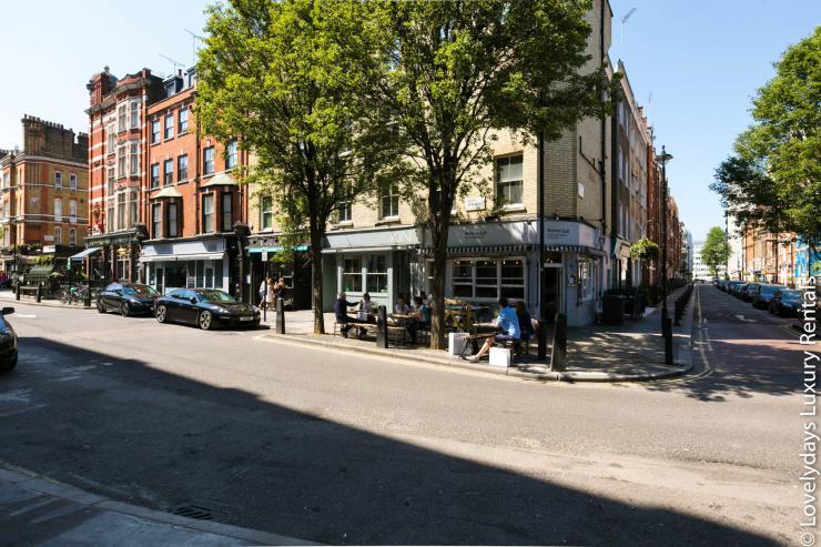 Lovelydays luxury service apartment rental - London - Fitzrovia - Foley Street - Lovelysuite - 2 bedrooms - 2 bathrooms - Exterior - exterior - 80f0eaf3e10f - Lovelydays