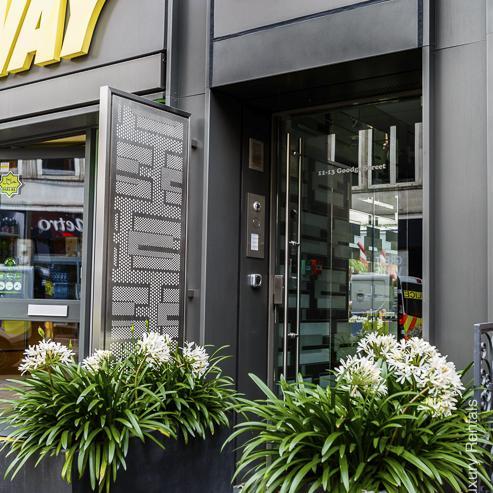 Lovelydays luxury service apartment rental - London - Fitzrovia - Goodge street III - Lovelysuite - 3 bedrooms - 2 bathrooms - Hallway - book apartments in london - 3677373c822d - Lovelydays