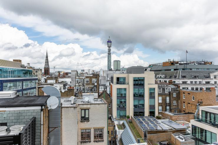 Lovelydays luxury service apartment rental - London - Soho - Great Marlborough St. IX - Lovelysuite - 2 bedrooms - 2 bathrooms - Panoramic view - 5 star apartment in london - 12e69e86e64c - Lovelydays