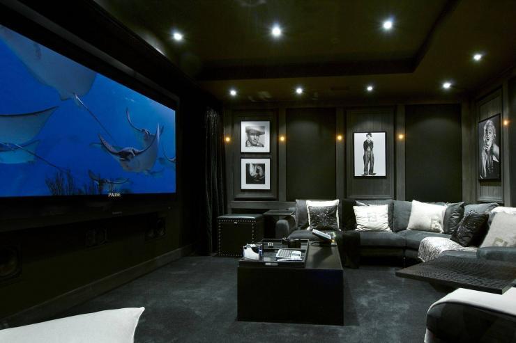 Lovelydays luxury service apartment rental - Courchevel - Great Roc Chalet - Partner - 7 bedrooms - 6 bathrooms - Private cinema - 579bb2706de5 - Lovelydays