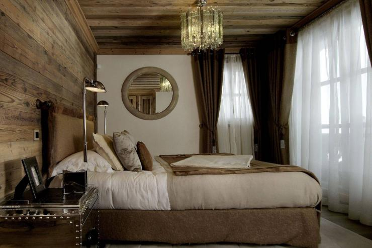 Lovelydays luxury service apartment rental - Courchevel - Great Roc Chalet - Partner - 7 bedrooms - 6 bathrooms - Queen bed - df3640d95c14 - Lovelydays