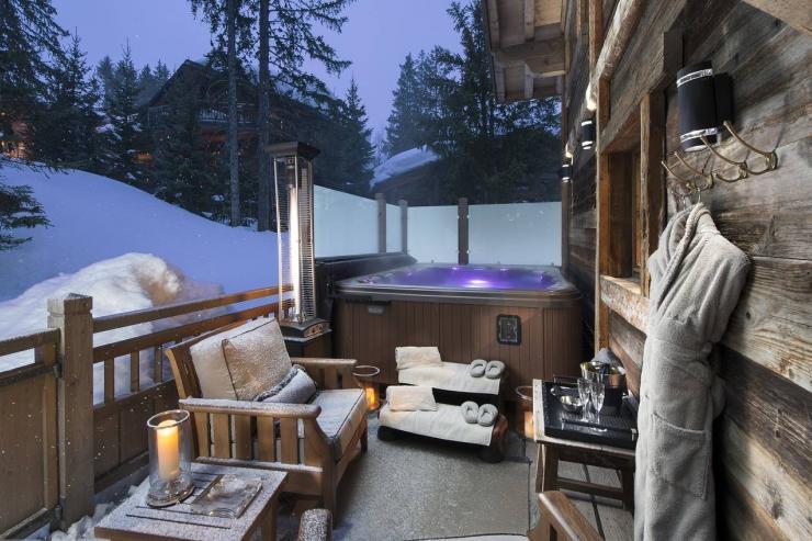 Lovelydays luxury service apartment rental - Courchevel - Great Roc Chalet - Partner - 7 bedrooms - 6 bathrooms - Jacuzzi - eeea56da68cf - Lovelydays