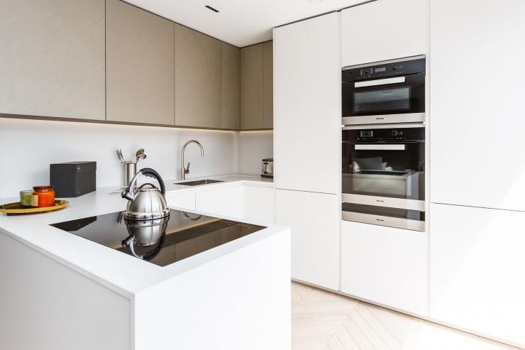 Lovelydays luxury service apartment rental - London - Fitzrovia - Newman Street IV - Lovelysuite - 2 bedrooms - 2 bathrooms - Open kitchen - rent luxury apartment london - 6df38063295a - Lovelydays