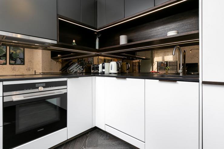 Lovelydays luxury service apartment rental - London - Soho - Noel Street VI - Lovelysuite - 2 bedrooms - 2 bathrooms - Luxury kitchen - luxury apartment in london - 80b45e331a90 - Lovelydays