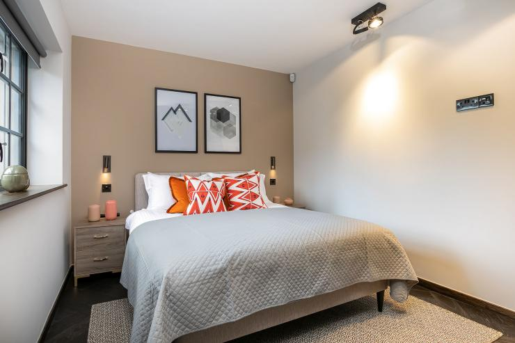 Lovelydays luxury service apartment rental - London - Soho - Noel Street VII - Lovelysuite - 1 bedrooms - 1 bathrooms - Queen bed - five star serviced apartments in london - e428a54bacd3 - Lovelydays
