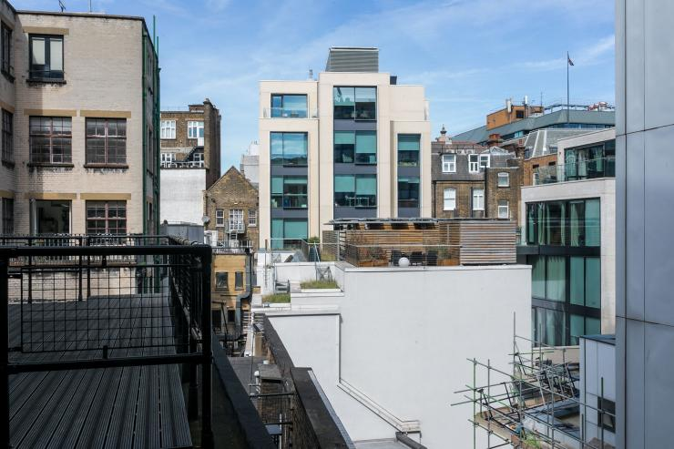 Lovelydays luxury service apartment rental - London - Soho - Oxford Street V - Lovelysuite - 1 bedrooms - 1 bathrooms - Exterior - book serviced apartments london - 6069817359bc - Lovelydays