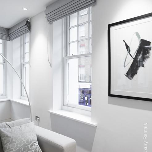 Lovelydays luxury service apartment rental - London - Soho - Romilly Street - Lovelysuite - 2 bedrooms - 2 bathrooms - Luxury living room - five star serviced apartments - fcee0f6d64f7 - Lovelydays